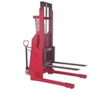 F-SERIES TELESCOPIC HYDRAULIC STACKER